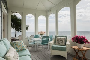 Sun Porch Lake Michigan
