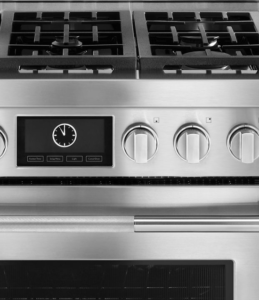 Jenn-Air 36in stainless steel range