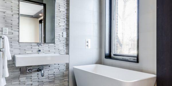 Lakeside Homes Sample Bathroom