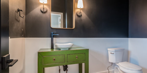 """Magnolia"" – Lakeside Homes New Construction Half Bath"