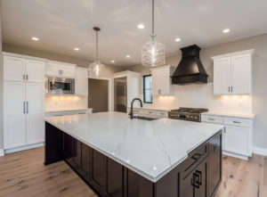 """Magnolia"" – Lakeside Homes New Construction Kitchen"