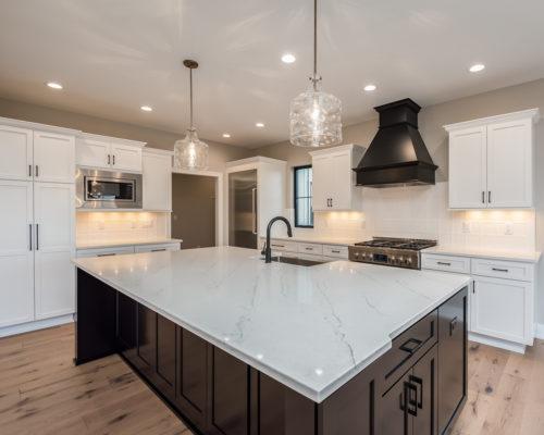 """Magnolia"" – Lakeside Homes New Construction Kitchen"