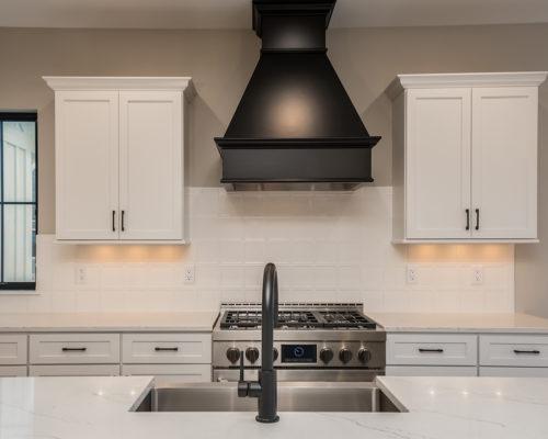 """Magnolia"" – Lakeside Homes New Construction Kitchen: Detail"