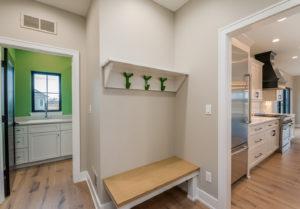 """Magnolia"" – Lakeside Homes New Construction Mudroom"