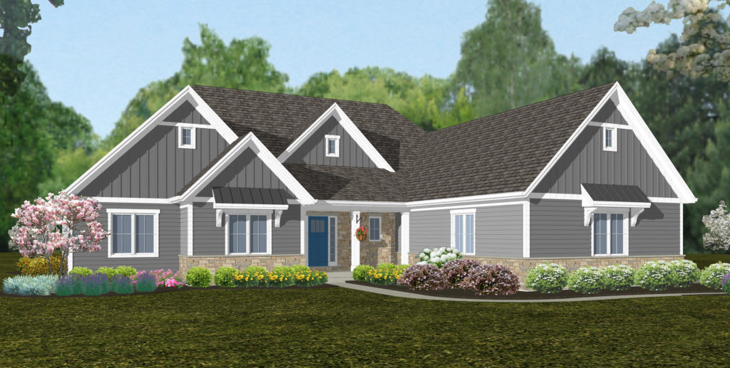 "Lakeside Homes ""Gardenia"""