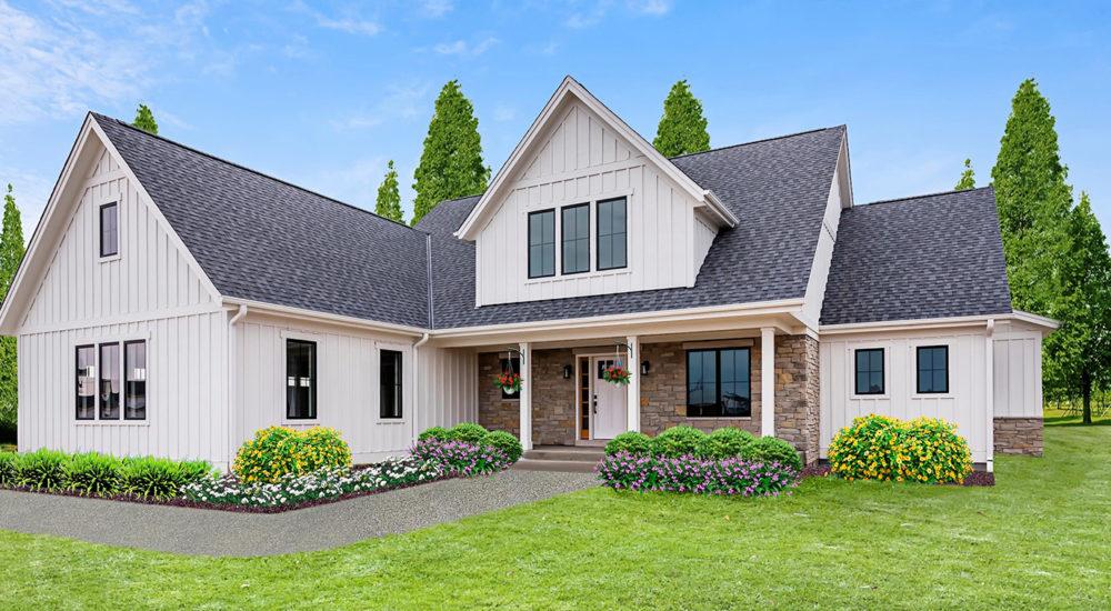 "Lakeside Homes ""Magnolia"" Semi-custom Home"