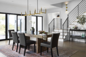 Modern Farmhouse Rustic Glam New Construction