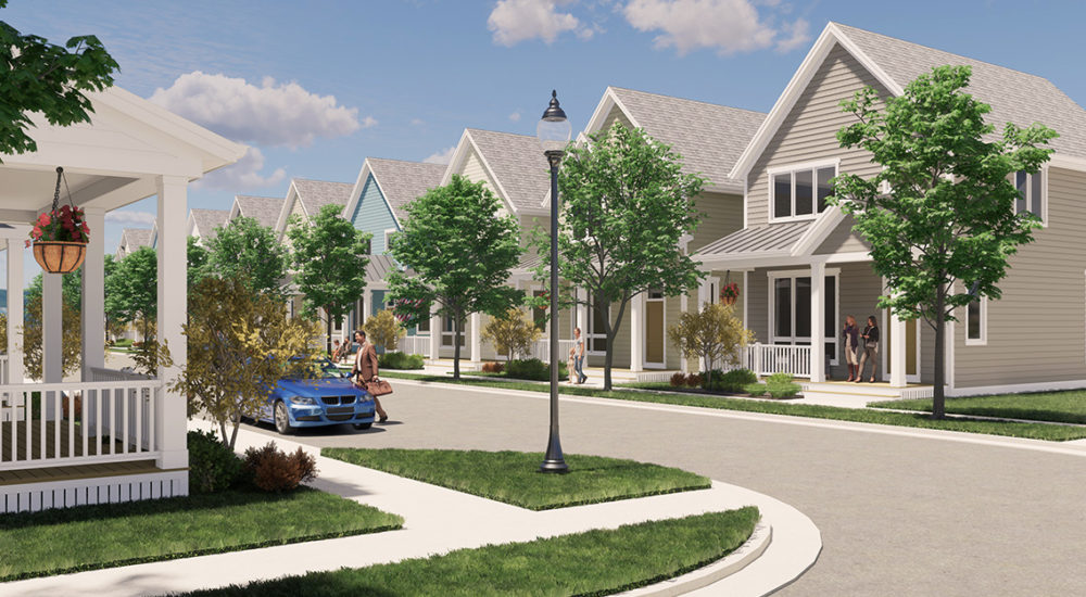 New Construction, Single-family Homes in Foxtown: Mequon, WI